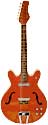 Danelectro Coral Firefly red, 2 pickups, Vincent Bell design, 1967