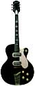 Silvertone 1427-Harmony h62 hollow body 2pickup electric 1960