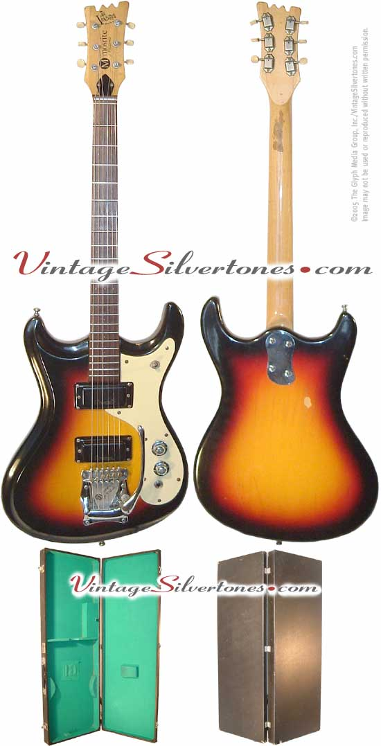 Mosrite - The Ventures - Mark V (Mark 5) solidbody electric guitar