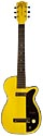 Silvertone-Harmony - model H42-Newport Sunshine Yellow, solid body electric guitar 1952